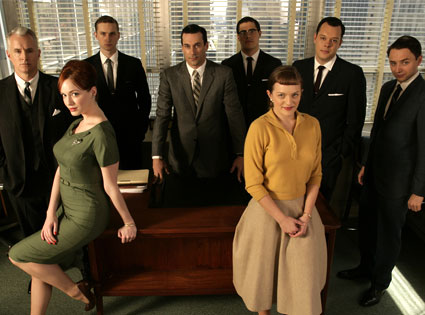 "Warning: This post contains spoilers about the most recent season of ""Mad Men."" If you have not yet seen ""Mad Men,"" you have two options: 1) Rent all four seasons,..."